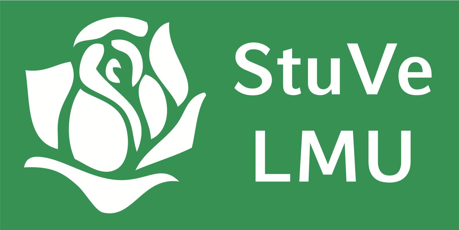 Umweltreferat StuVe LMU Logo