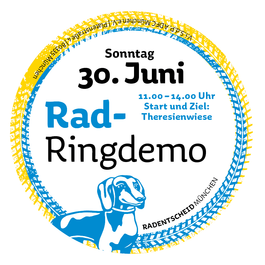 Rad-Ringdemo